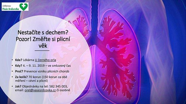 Plicní věk