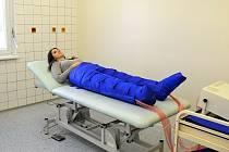 Lymfodrenáže pomáhají onkologickým pacientům.