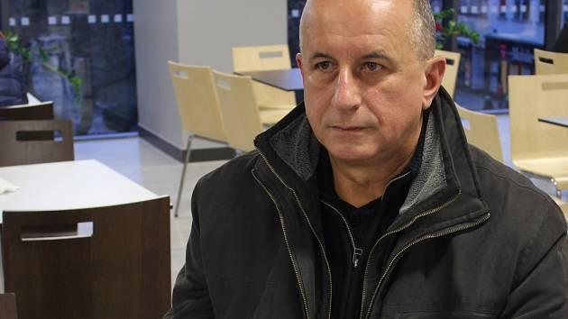 Opoziční prostějovský zastupitel za ANO František Filouš
