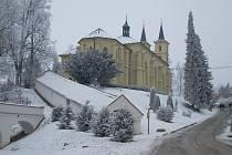 Kostel v Otaslavicích