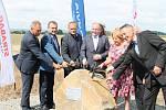 Zahájení stavby severního obchvatu v Prostějově - 13. srpna 2018