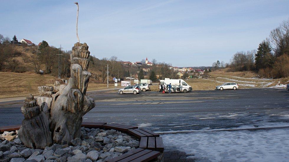 Jeskyně Balcarka v Moravském krasu - 20. února 2021