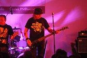 Rockový bál v kulturním domě Žárovice
