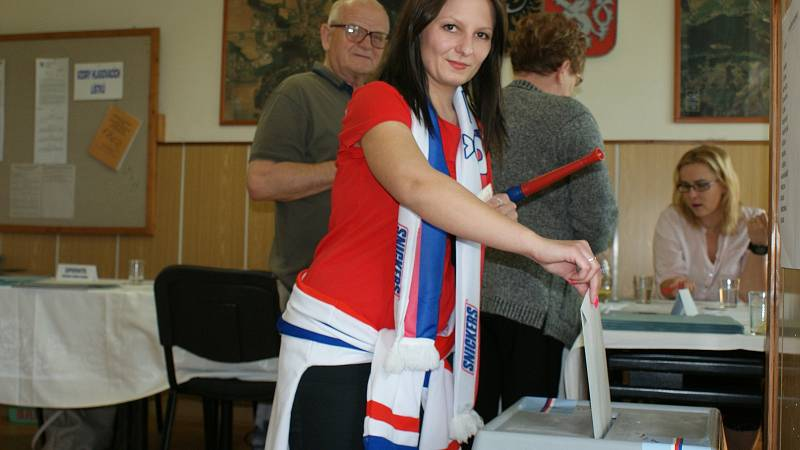 Volby. Ilustrační foto