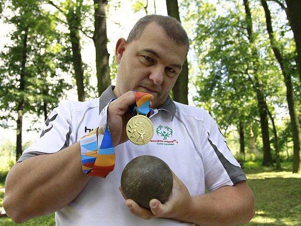Josef Vlček, zlatý olympionik zAthén