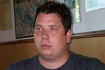 Trenér Daniel Kolář