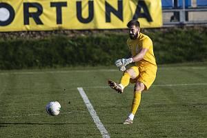 Fotbalisté Prostějova. Miloš Bréda
