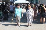 Kolotoče, balónky, vystoupení různorodých kapel a spousta stánků s dobrotami čekaly na návštěvníky tradičních Hanáckých slavností v Prostějově. Konaly se tento víkend už po čtyřadvacáté.