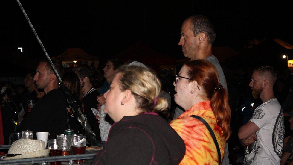 Keltská noc v kempu Žralok v Plumlově