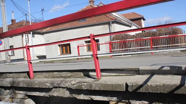 Čechovický most v Prostějově