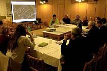 Jednání olšanského zastupitelstva