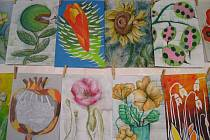 Výstava výtvarných prací