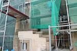 Prostějovské Městské divadlo prochází úplnou rekonstrukcí. 8.8. 2019