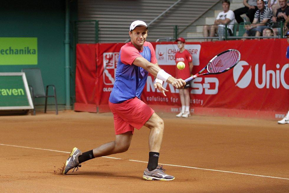 Czech Open v Prostějově - Uladzimir Ignatik