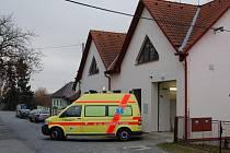 Nová výjezdová stanice záchranářů v Konici