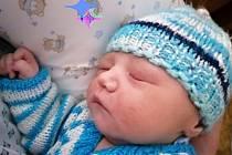 Ondřej Tinka, Kojetín, narozen 17. září 2020, míra 48 cm, váha 3780 g