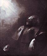 DÍLO BRANDLA? Spící apoštol Jakub ze sbírky muzea.