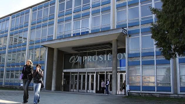 Sídlo bývalého OP Prostějov
