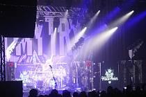 Společenský dům v Prostějově hostil koncert metalových Dymytry 5.4. 2019