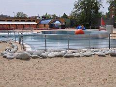 Aquapark čeká na první letošní plavce