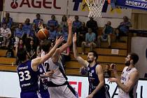 Orli proti Ostravě - 1. semifinálový duel