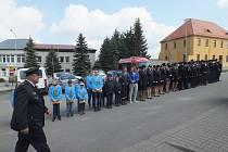 Sbor dobrovolných hasičů z Protivanova letos slaví 135 let od svého založení