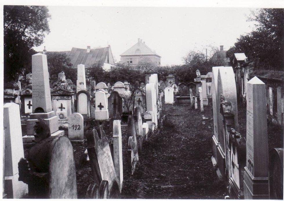 Židovské náhrobky