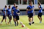 Fotbalisté 1.SK Prostějov zahájili přípravu na sezonu ve Fotbalové národní lize