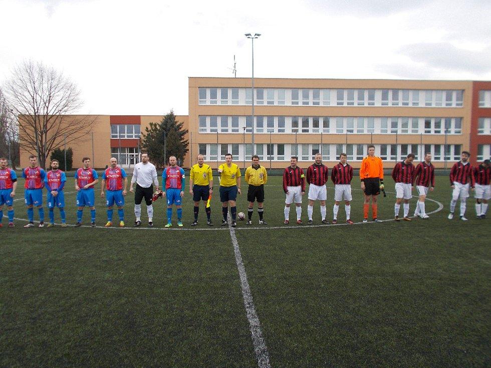 Start jarní části I.B třídy fotbalisté Hané Prostějov zvládli.
