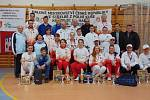 Republikový šampionát ovládl domácí tým Savana Kostelec na Hané.