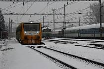 Ledové úterý 2. prosince v Prostějově