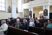 Vrchoslavice se letos poprvé zapojily do Noci kostelů.