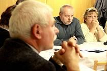 Ustavující zasedání zastupitelstva v Olšanech