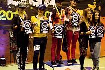 Tanečníci si z mistrovství ČR odvezli tři zlaté medaile