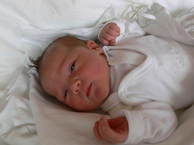 Lucie Tesaříková, Seloutky, narozena 18. března 2010, 50 cm, 3700 g
