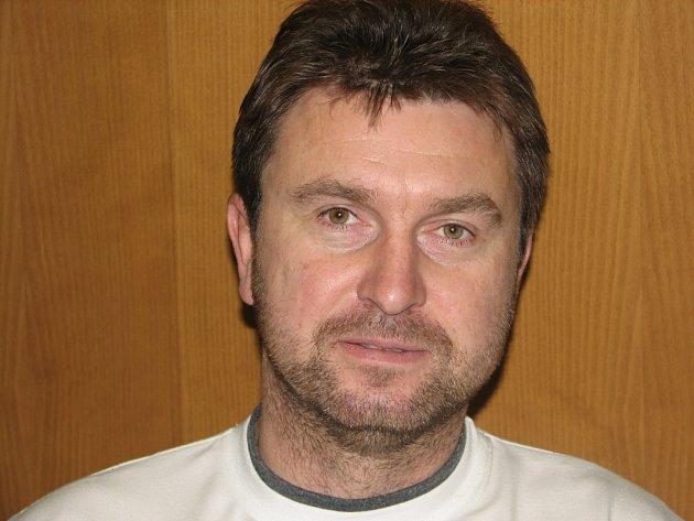 Radim Weisser, trenér v MSFL nakonec zachráněných fotbalistů SK Lipová.
