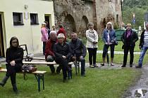 Nedělní oslavy 820 let první písemné zmínky o Konici. 21.6. 2020