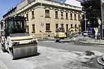 Rekonstrukce ulice Vápenice v Prostějově - 24. července 2020
