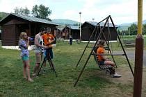 Filmový Tábor v Sobotíně