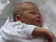 Amálie Komárková, Prostějov, narozena 13. července v Prostějově, míra 49 cm, váha 3000 g
