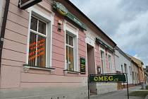 Lupiči si vybrali i bar Omega v prostějovké ulici Libušinka.