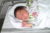 Eliška Salajová, Prostějov, narozena 21. srpna, 53 cm, 4050 g