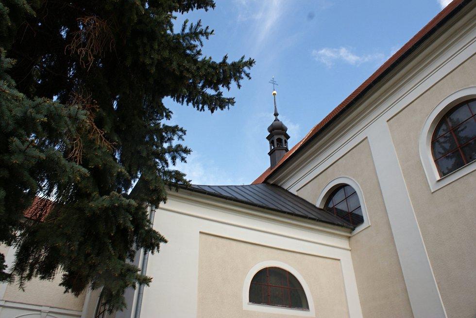 Kostel Narození Panny Marie v Konici