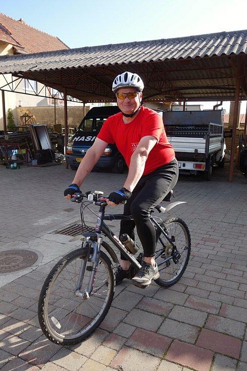 Na bicyklech Němčickem 2019