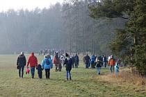 Nedělní procházka ke studánce U Františka