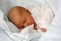 Pavlína Boháčová, Ptení, narozen 5. března, 48 cm, 2900 g