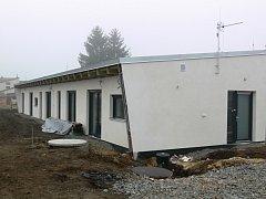 Pasivní dům v Kralicích na Hané vznikl za necelých pět měsíců