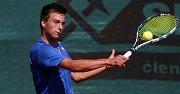 World Junior Tennis Final 2017 v Prostějově: ČR -USA