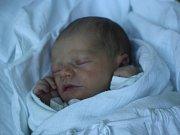Adéla Pospíšilová, Kandia, narozena 15. září v Prostějově, míra 50 cm, váha 2700 g