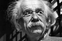 Všechno je relativní - Albert Einstein